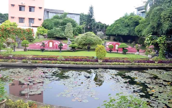 Berita Napak Tilas Tjong Yong Hian Medan Harian Analisa Taman