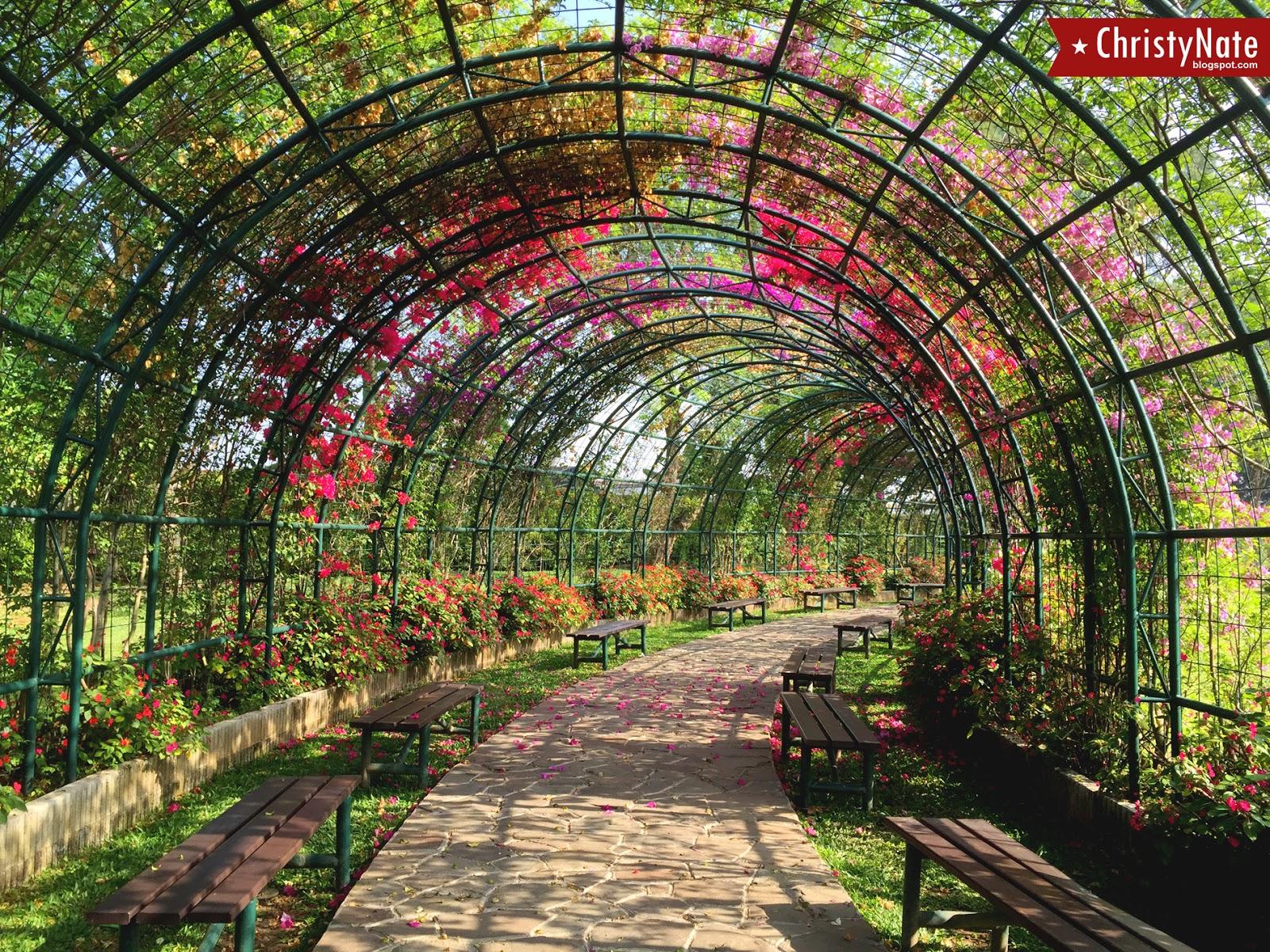 Indonesia 4 Kebun Bunga Nggak Kalah Epic Sama Taman Kota