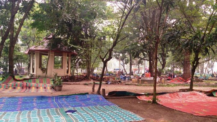Jumat Taman Bunga Siantar Ditertibkan Tribun Medan Kebun Kota