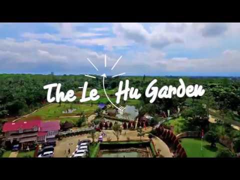Le Hu Garden Taman Romantis Medan Youtube Kebun Bunga Kota