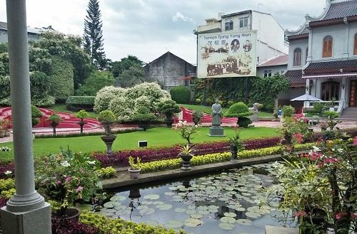 Taman Bunga Tjong Yong Hian Bukti Sejarah Kontribusi Suku Tionghoa