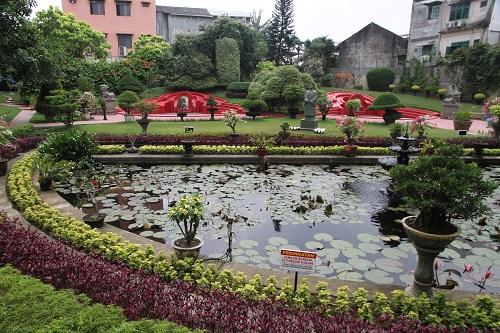 Taman Tjong Yong Hian 1850 1911 Kecamatan Medan Petisah 1