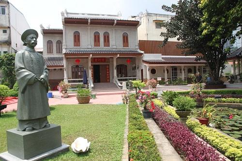 Taman Tjong Yong Hian 1850 1911 Kecamatan Medan Petisah 4