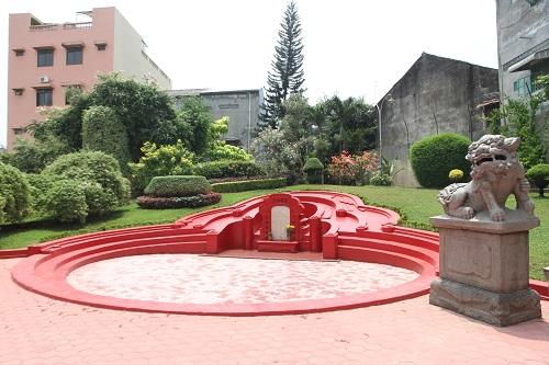 Taman Tjong Yong Hian 1850 1911 Kecamatan Medan Petisah 5