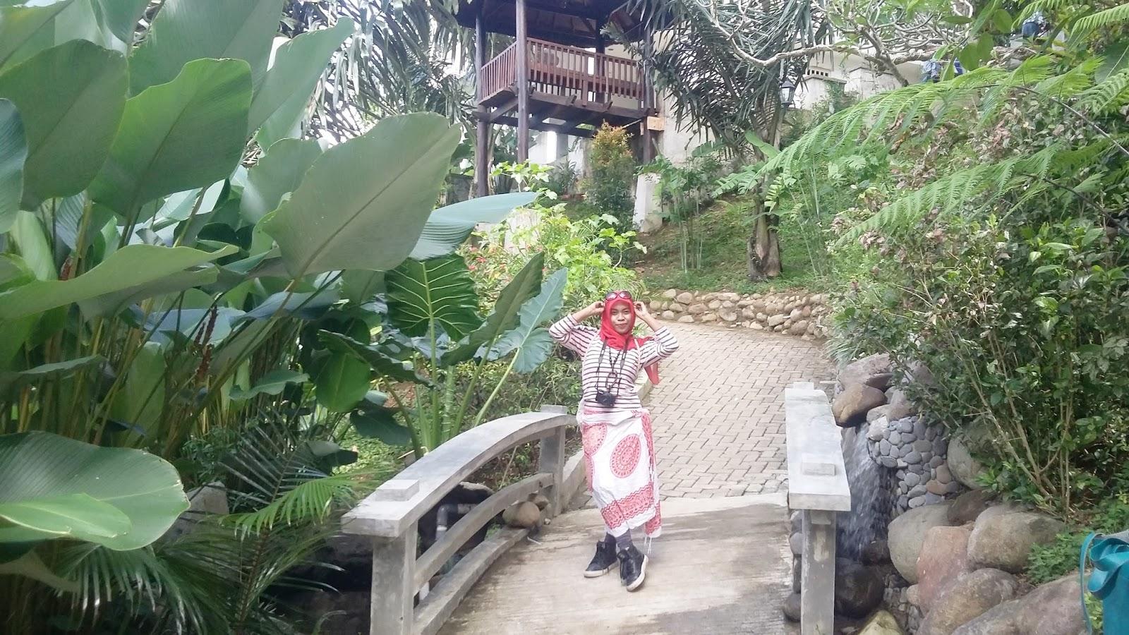 Garden Medan Resort Ranch Instagramable Ala Bali Melalak Terlalu Padat