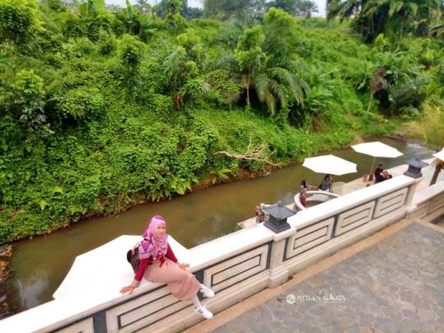Garden Resort Taman Kekinian Bernuansa Bali Medan Wisata Life Tgarden