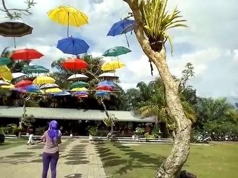 Garden Tempat Wisata Kota Medan Youtube Taman Le Hu