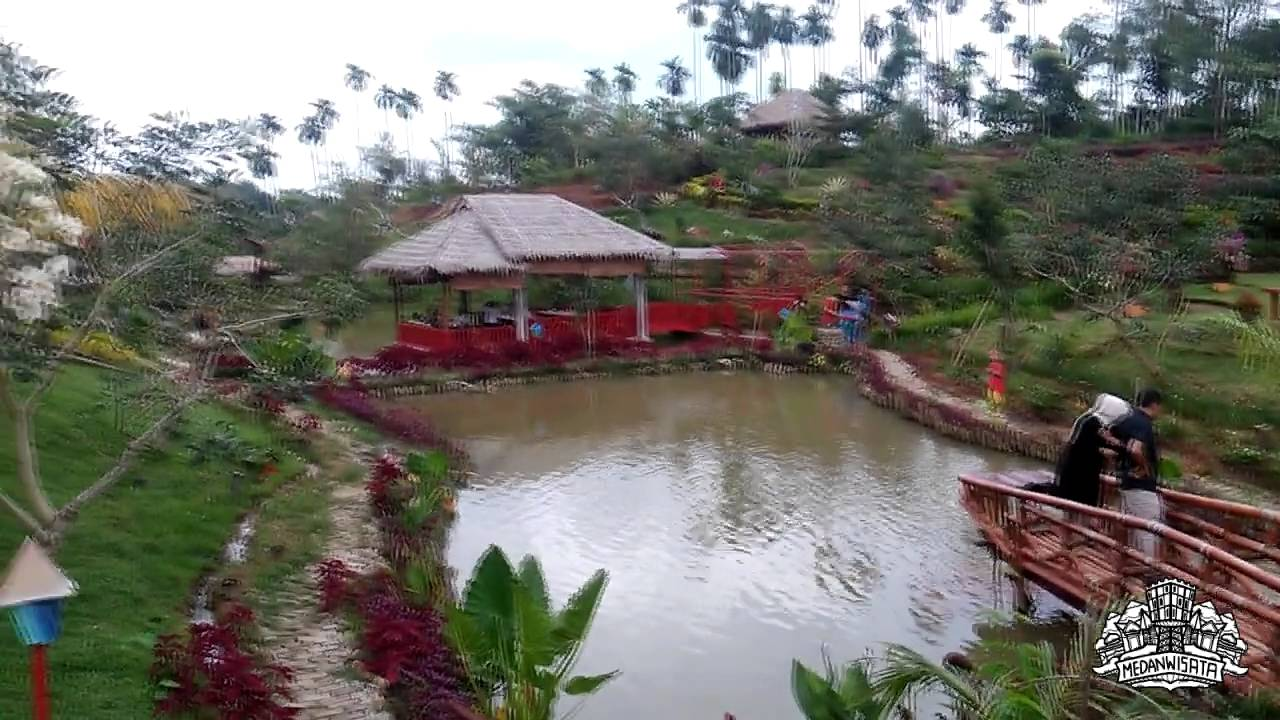Le Hu Garden Deli Serdang Sumatera Utara Youtube Taman Kota