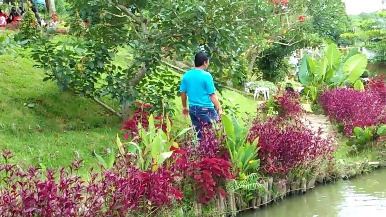Le Hu Garden Medan Youtube Taman Kota