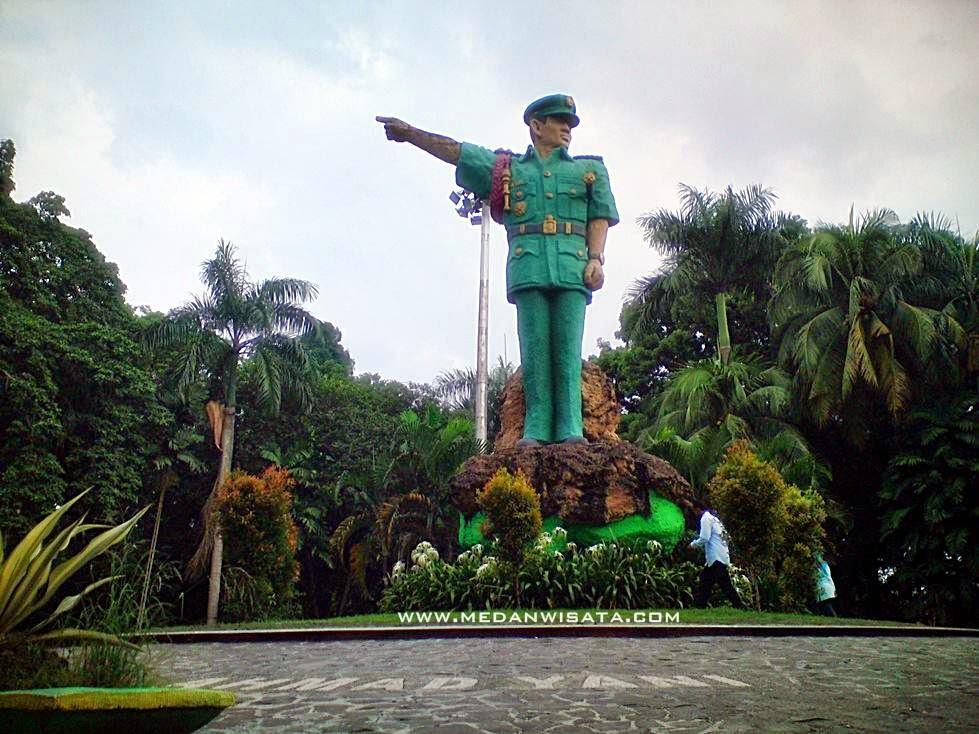 Le Hu Garden Taman Asik Kekinian Medan Wisata Life Story