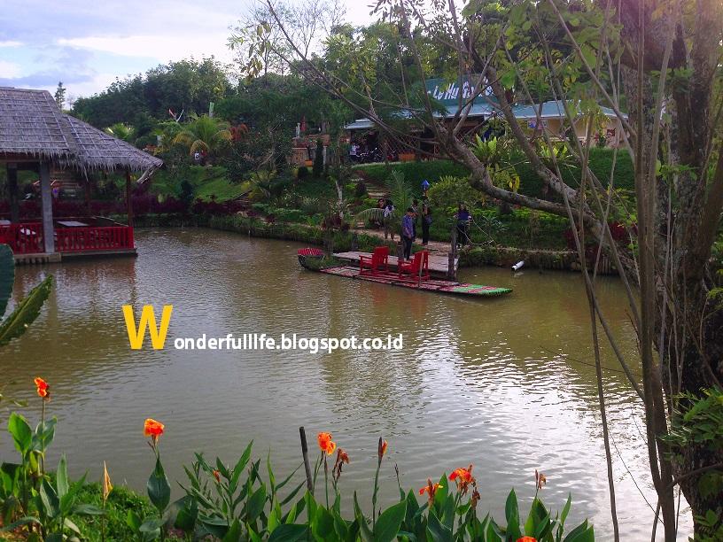 Le Hu Garden Taman Wisata Keluarga Alam Terbuka Travelicious Lokasinya