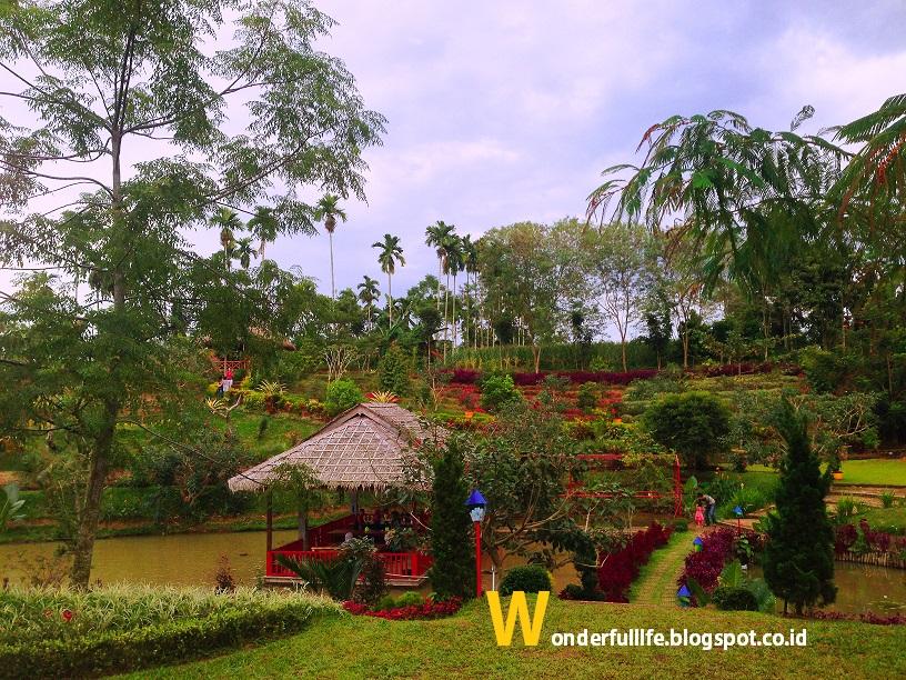Le Hu Garden Taman Wisata Keluarga Alam Terbuka Travelicious Setelah