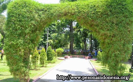 Taman Bunga Medan Wajib Dikunjungi Pesona Indonesia Beringin Berada Perbatasan