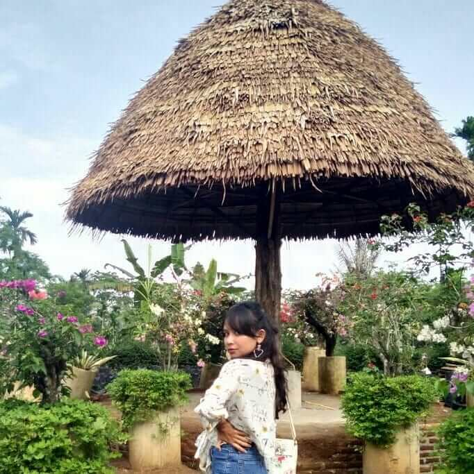 Wisata Taman Favorit Sumatra Utara Le Hu Garden Medan Harga