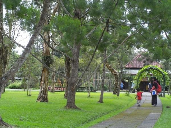 5 Wisata Taman Terbuka Kota Medan Metropolitan Terbesar Luar Pulau