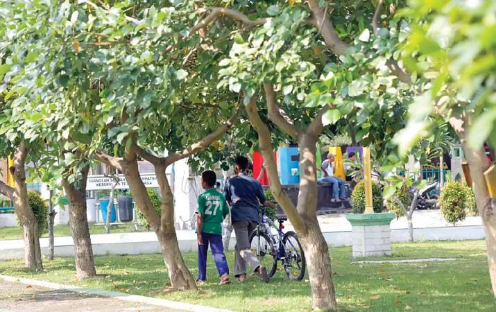 Berita Minim Rth Harian Analisa Kawasan Ruang Terbuka Hijau Taman