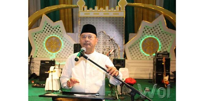 Nuzulul Qur Taman Sri Deli Jadikan Medan Kota Relijius
