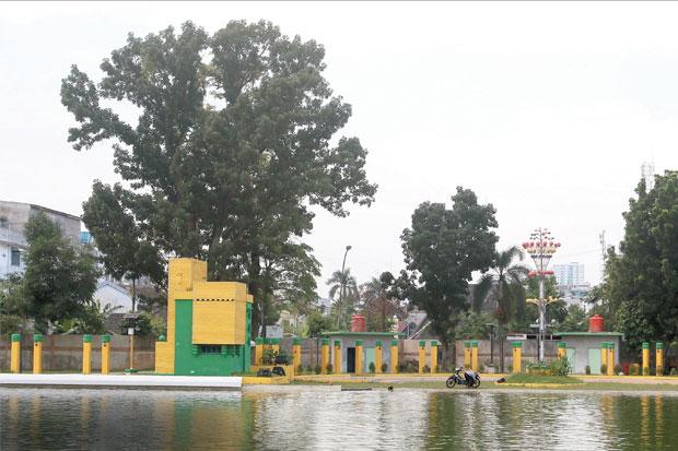 Pemkot Medan Revitalisasi Taman Kota Mobile Harian88 Sri Deli
