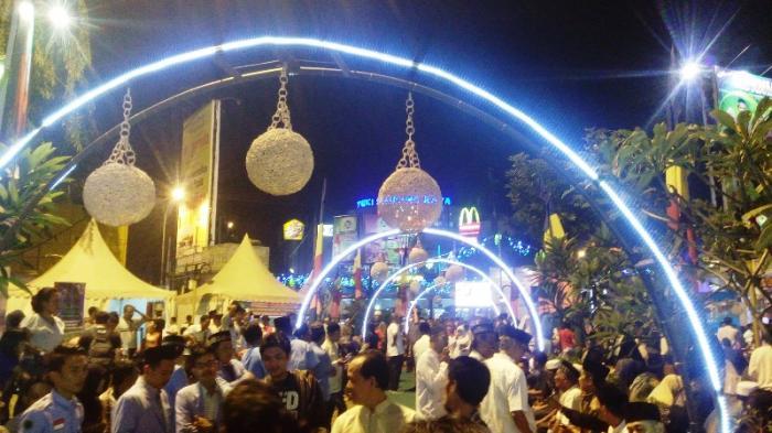 Ramadhan Fair 13 Resmi Dibuka Tribun Medan Dedy Kurniawan Warga