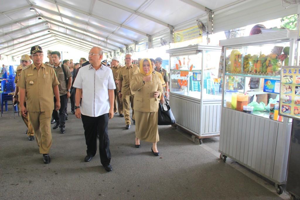 Ramadhan Fair 2017 Walikota Medan Minta Panitia Jangan Kecewakan Foto
