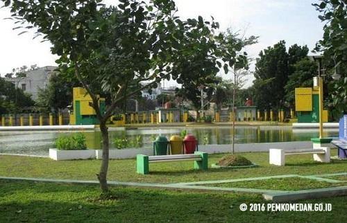 Sri Deli Taman Kota Medan