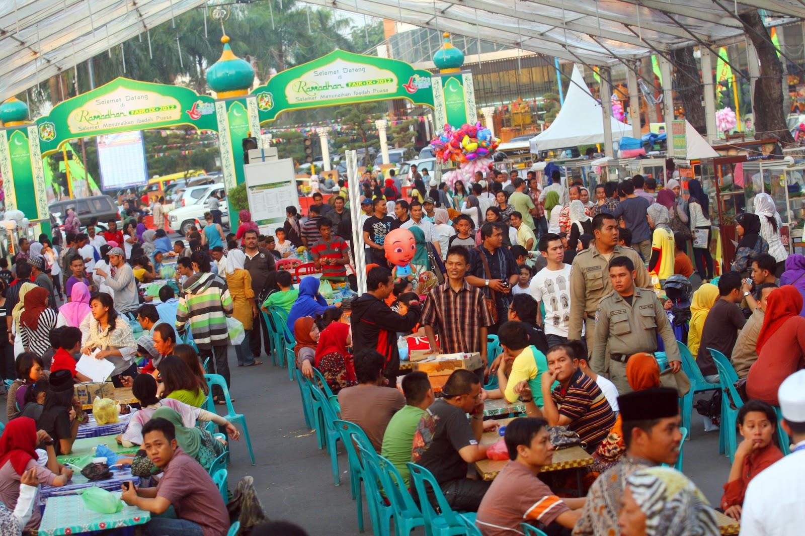 Starberita Cepat Akurat Ramadhan Fair Diisi 198 Stand Taman Sri