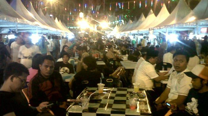 Sudahlah Parkir Dipungli Harga Makanan Ramadhan Fair Dinaikkan 100 Persen