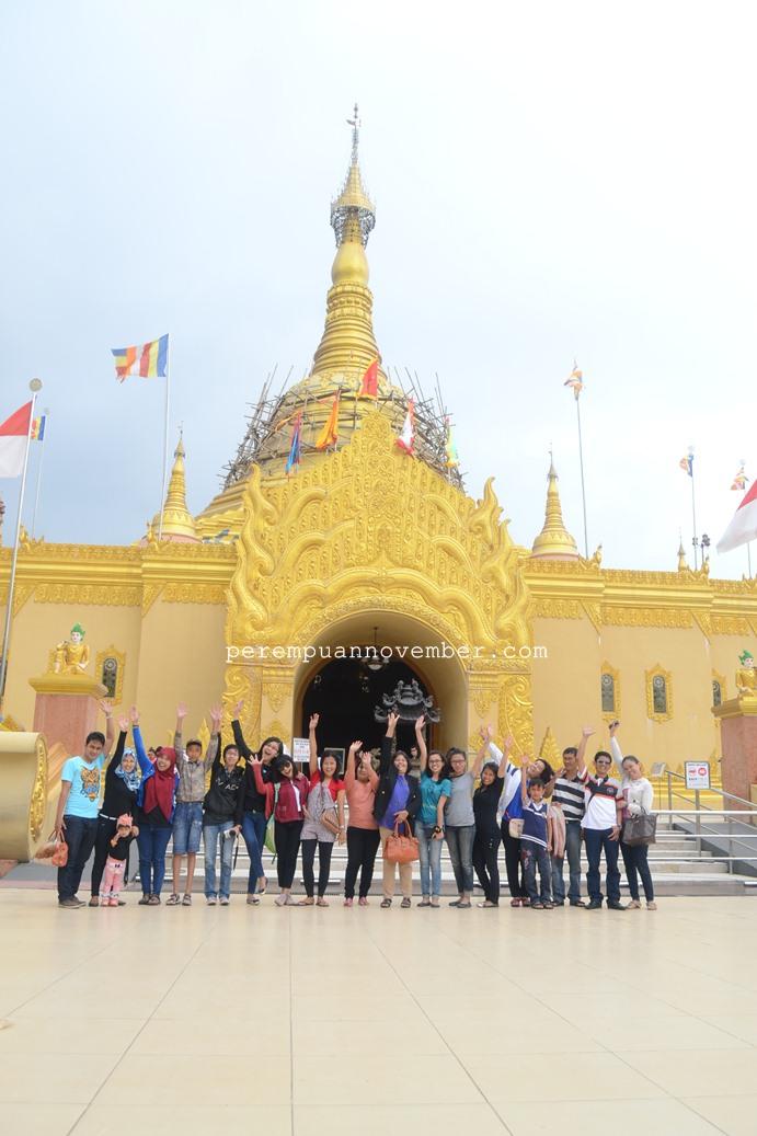 Tiket Masuk Taman Wisata Pagoda Lumbini Kota Medan 2019 Harga