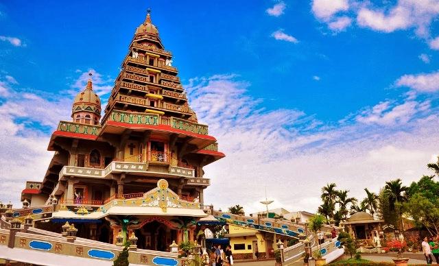 Liburan Kota Medan Pastikan Kunjungi 7 Tempat Wisata Taman Pagoda