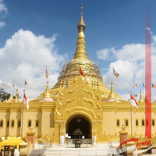 Lokasi Pagoda Taman Alam Lumbini Berastagi Sumatera Utara Destinations Wisata