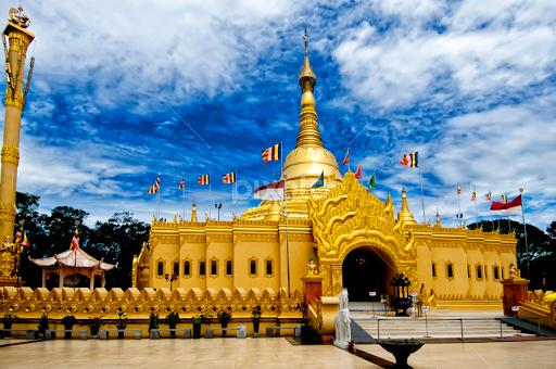 Pagoda Tertinggi Indonesia Taman Alam Lumbini Ohio Car Insurance Requires