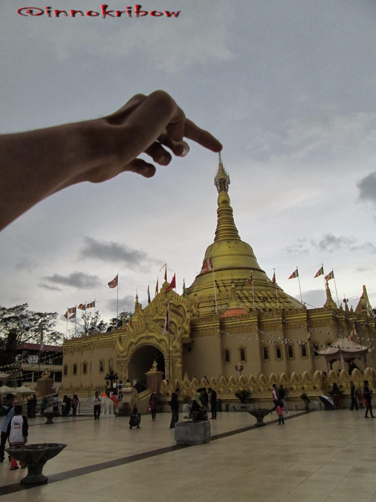 Traveler Coffee Lover Wisata Religi Burma Ghuangzhou Ala Padahal Sumut