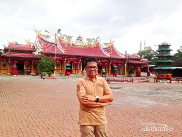Inikah Vihara Terbesar Sumatera Berkunjung Gunung Timur Berasa Tempat Serupa