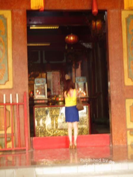Inilah Vihara Terbesar Kota Medan Gunung Timur Sebagai Tempat Ibadah