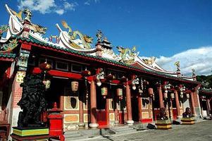 Medan Travel Information Indonesia Shri Mariamman Vihara Gunung Timur Kota