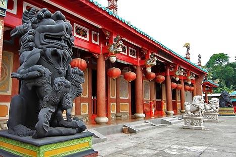 Sejarah Etnis Tionghoa Vihara Gunung Timur Panduan Wisata Medan Masuk
