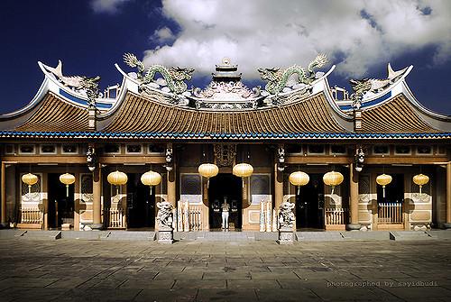Vihara Gunung Timur Infrared Flickr Sayid Budhi Kota Medan
