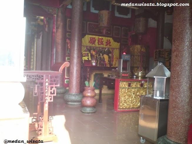Vihara Gunung Timur Medan Wisata Life Story Travel Kota