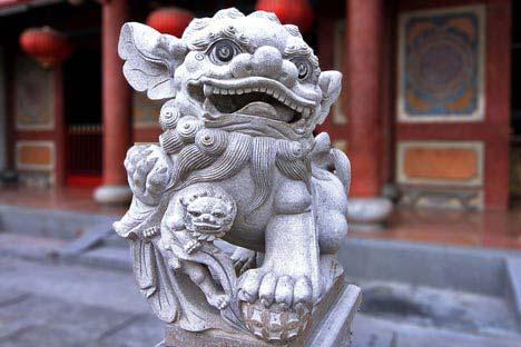 Vihara Gunung Timur Spiritual Budhist Tao Hindu Kota Medan