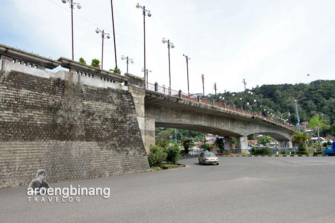 Aroengbinang Jembatan Siti Nurbaya Padang Kota