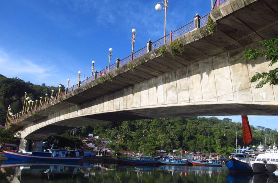 Cerita Jembatan Siti Nurbaya Atas Batang Arau Bobo Id Kota