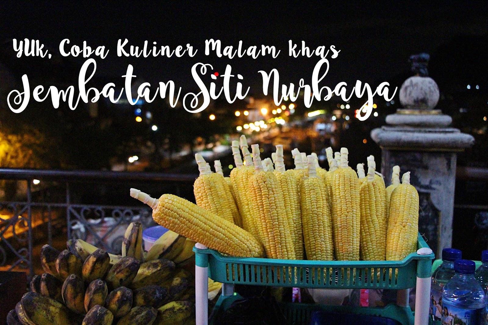 Jelajah Nagari Awak Yuk Coba Kuliner Malam Khas Jembatan Siti