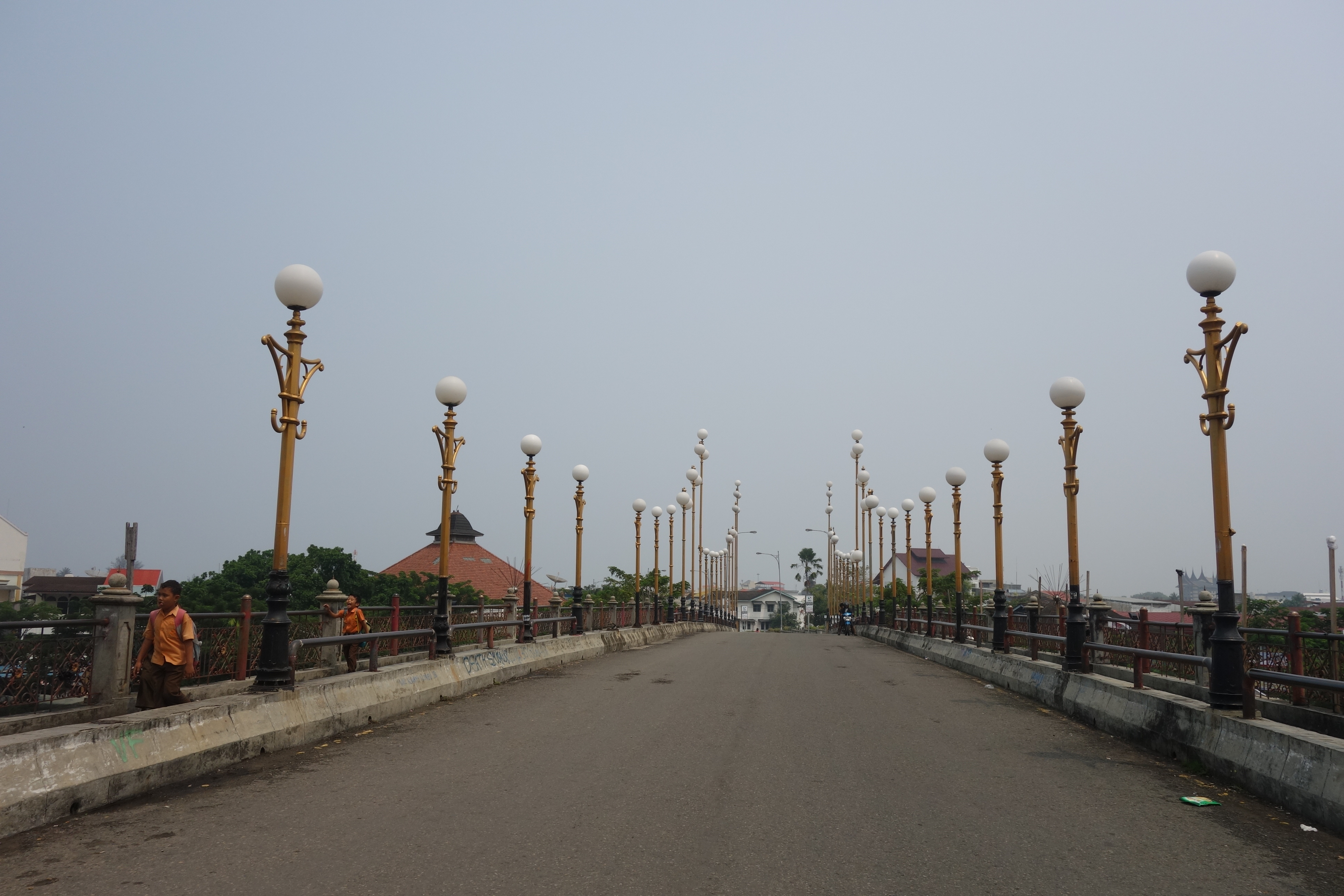 Jelajahi Selama Kota Padang Atas Jembata Siti Nurbaya Jembatan