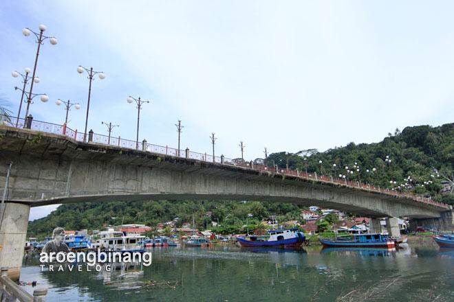Jembatan Siti Nurbaya 4 Jpg Padang Kota
