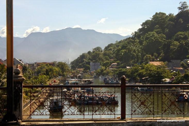 Jembatan Siti Nurbaya Fiksi Legenda Terwujud Nama Tidak Seikonis Menyebut