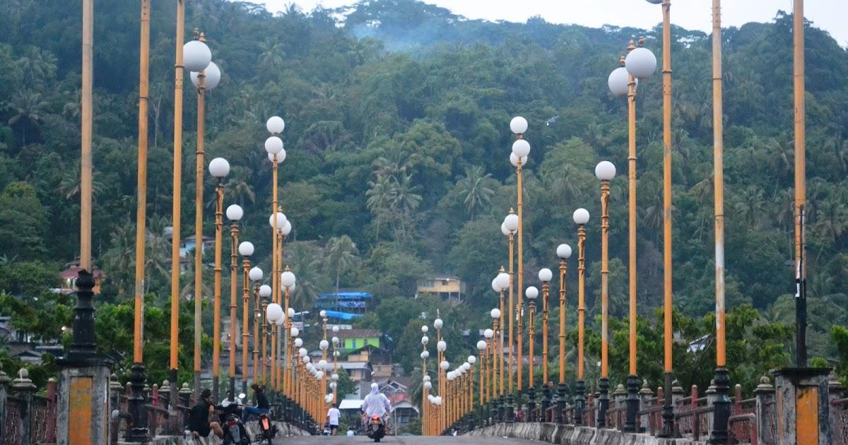 Jembatan Siti Nurbaya Kota Padang