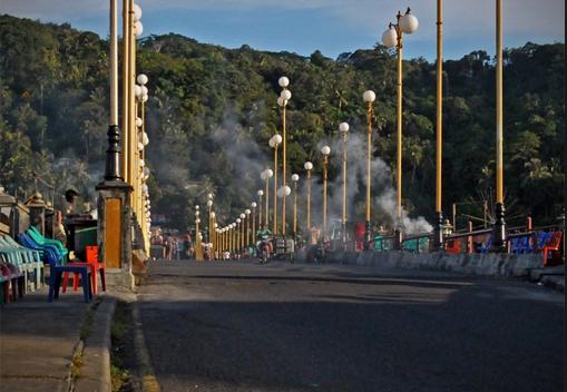 Jembatan Siti Nurbaya Mempesona Lokasi Kota Padang