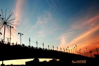 Jembatan Siti Nurbaya Negeri Mimpi Banjarmasin Terkenal Barito Palembang Ampera