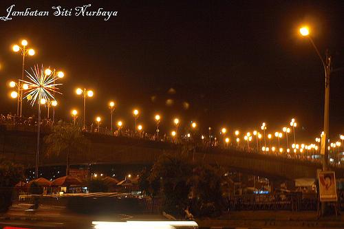 Jembatan Siti Nurbaya Paket Tour Padang Kota