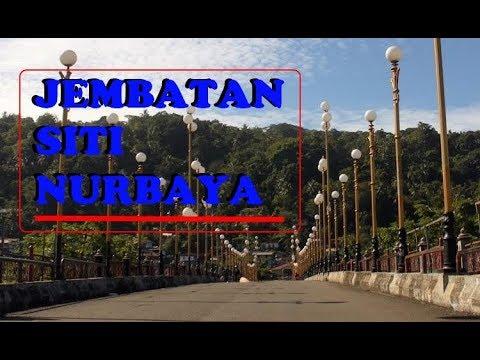 Jembatan Siti Nurbaya Pesona Kota Padang Youtube